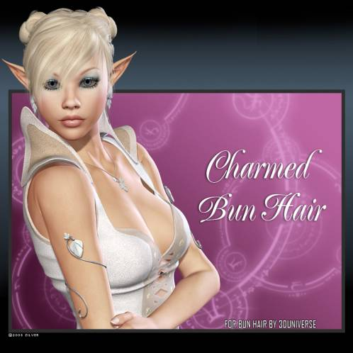 Charmed Bun Hair | 33 Mb